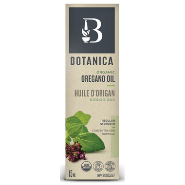 Botanica Oregano Oil Regular Strength