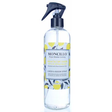 Moncillo Room & Linen Mist Fig & Italian Lemon