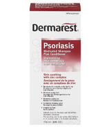 Dermarest Psoriasis Medicated Shampoo Plus Conditioner
