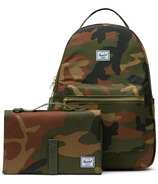 Herschel Supply Nova Sprout Backpack Woodland Camo