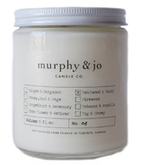 Murphy & Jo Candle Co. Soy Candle Teakwood & Basil
