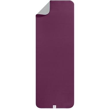 Gaiam Studio Select Yoga Mat Purple & Grey