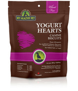 Holistic Blend Canine Biscuits Yogurt Hearts