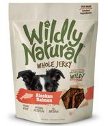 Wildly Natural Whole Jerky Dog Treats Alaskan Salmon