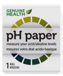 Genuine Health pH Paper