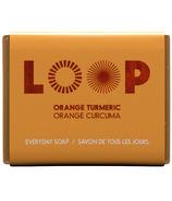 LOOP Orange Turmeric Soap