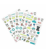 Yoobi Planner Stickers