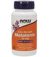 NOW Foods Melatonin Extra Strength