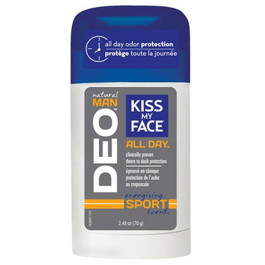 Kiss My Face Natural Man Deodorant