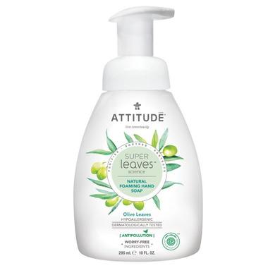 ATTITUDE Super Leaves Foaming Hand Soap Olive Leaves