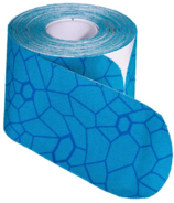 TheraBand Kinesiology Tape Blue Print
