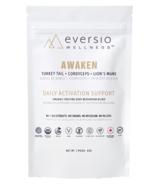 Eversio Wellness AWAKEN 3 Mushroom Blend Resealable Pouch