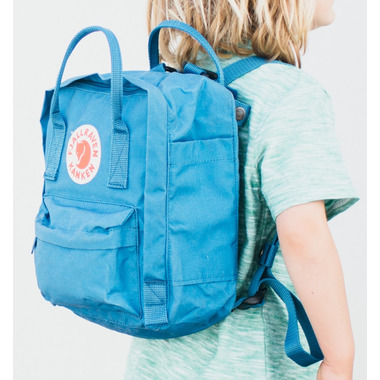 Fjallraven Kanken Mini Backpack Putty
