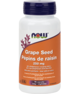 NOW Foods Grape Seed Extract High Potency