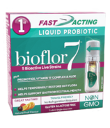 Bioflor 7 Probiotic 20 Billion Live Cells