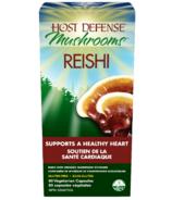 Host Defense Reishi (Ganoderma Lucidum) Capsules