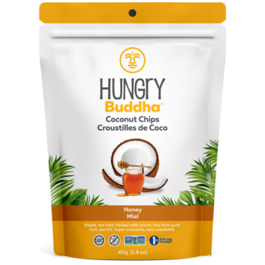 Hungry Buddha Honey Coconut Chips