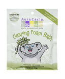 Aura Cacia Kids Clearing Foam Bath Eucalyptus