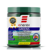 Enerex Botanicals Greens Mixed Berries