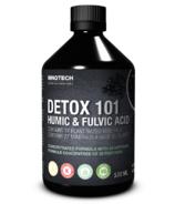 Innotech Nutrition Detox 101 Humic & Acide Fulvique