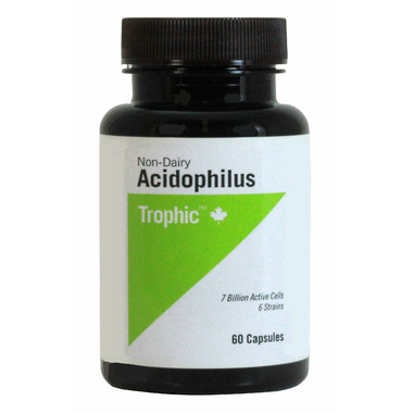 Trophic Non-Dairy Acidophilus 7 Billion