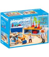 Playmobil City Life Chemistry Class