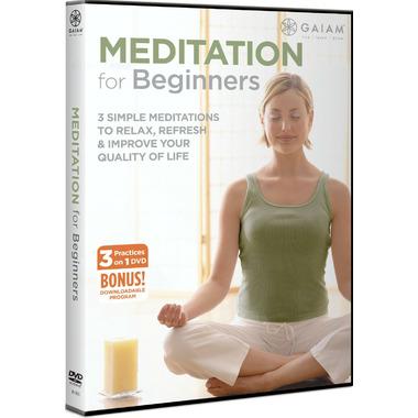 Gaiam Meditation for Beginners