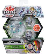 Bakugan Starter 3 Pack Diamond Pegatrix Ultra
