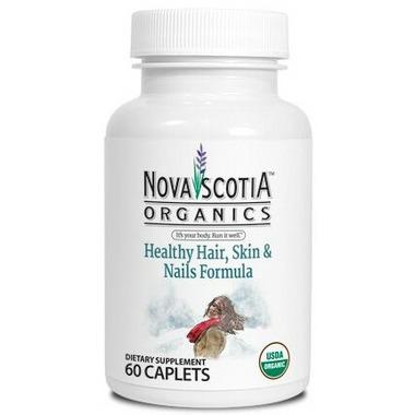 Nova Scotia Organics Healthy Hair, Skin and Nails Formula