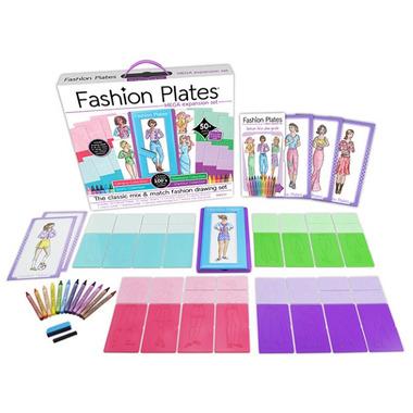 Fashion Plates Mega Kit