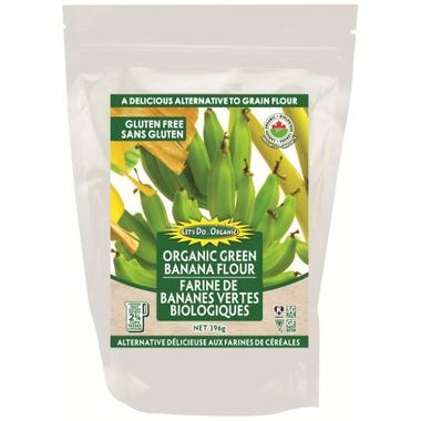 Let\'s Do...Organic Green Banana Flour