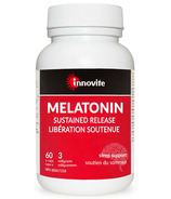 Innovite Health Melatonin 3MG Time Released