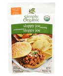 Simply Organic Sloppy Joe Seasoning Mix