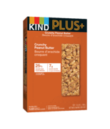 KIND Plus+ Crunchy Peanut Butter Bars
