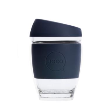 JOCO Glass Reusable Cup Mood Indigo