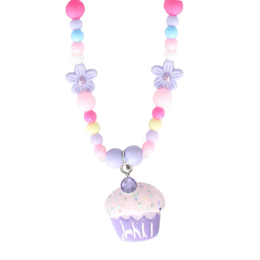 Great Pretenders Cutie Cupcake Crunch Necklace