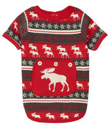 Hatley Dog Pajama Fair Isle Moose