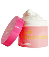 Cake Beauty Delectable by Cake Beauty Triple Citrus Blend Body Butter Cream