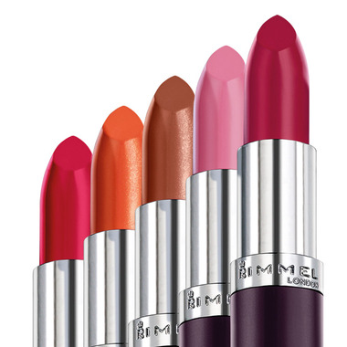 Rimmel London Lasting Finish Lipstick