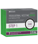 Actavis Step 1 Nicotine Patch 21mg