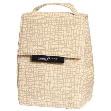 Keep Leaf Organic Cotton Lunch Bag Mesh