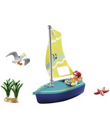 Playmobil PLAYMO Beach Hotel Sailboat