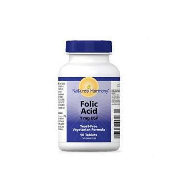 Nature\'s Harmony Folic Acid