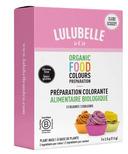 LuLuBelle & Co Organic Food Colouring