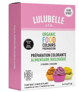 LuLuBelle & Co Organic Food Colouring