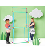 Antsy Pants Build & Play Poles & Connector Set