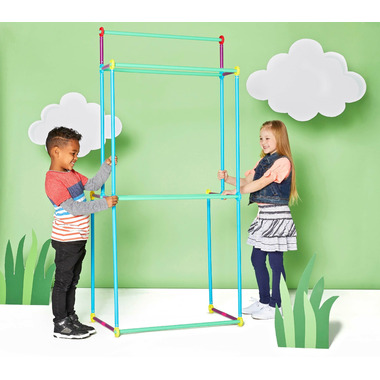 Antsy Pants Build & Play Poles & Connector Set