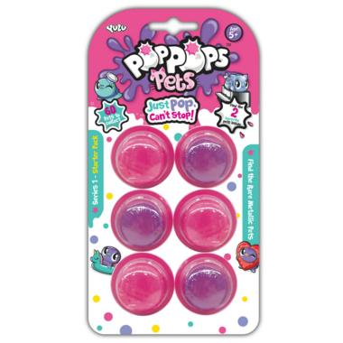 Yulu Pop Pops Pets Starter