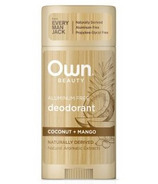 OWN Beauty by Every Man Jack Deodorant Coconut Mango