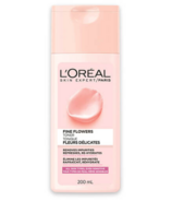 L'Oreal Paris Face Wash Fine Flowers Toner with Rose & Jasmine Extracts